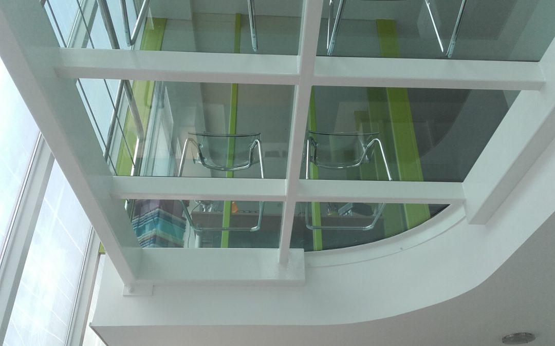 Reforma oficinas TEPSA